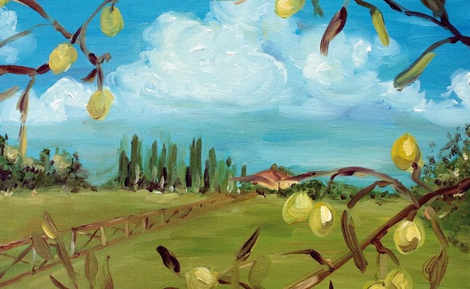 Italian Landscape Royal Talens
