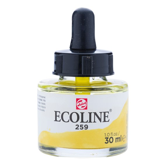 Aquarelle Liquide Flacon 30 ml Jaune de Sable 259 - PackshotFront