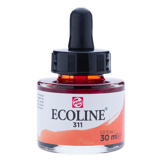Aquarelle Liquide Flacon 30 ml Vermillon 311 - PackshotFront