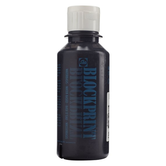 Blockprint Flacon Flacon 250 ml Noir 700 - PackshotFront