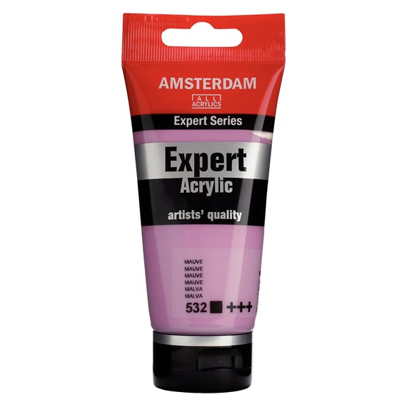 Expert Series Colores Acrílicos Tubo 75 ml Malva 532 - PackshotFront
