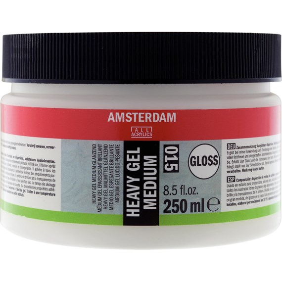 Médium Gel Lourd Brillant 015 Pot 250 ml - PackshotFront
