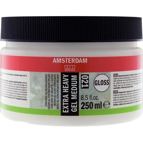 Médium Gel Extra Lourd Brillant 021 Pot 250 ml - PackshotFront