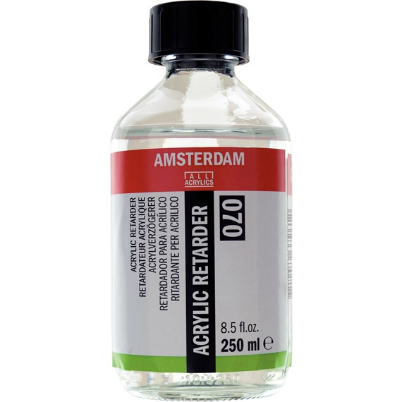 Acrylic Retarder 070 Bottle 250 ml - PackshotFront