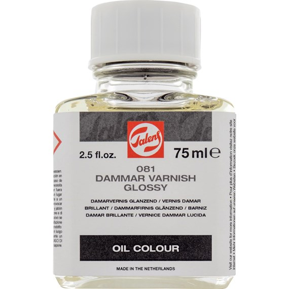 Damarvernis Glanzend 081 Fles 75 ml - PackshotFront