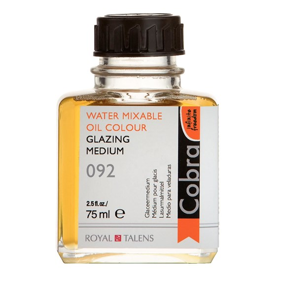 Médium à Glacis 092 Flacon 75 ml - PackshotFront