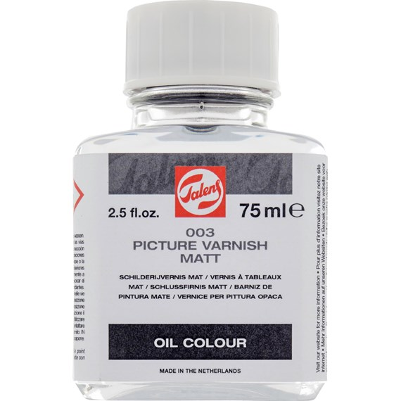 Picture Varnish Mat 003 Bottle 75 ml - PackshotFront