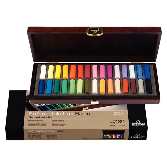 Soft Pastels General Selection Basic Box 300H30.5 - PackshotFront