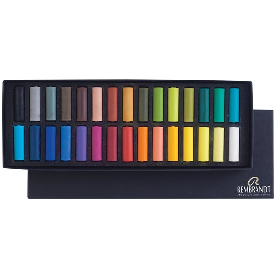 Soft Pastels Basic Set 300C30.5 - PackshotFront