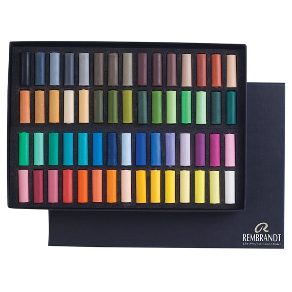 Soft Pastels General Selection De Luxe Set 300C60.5 - PackshotFront