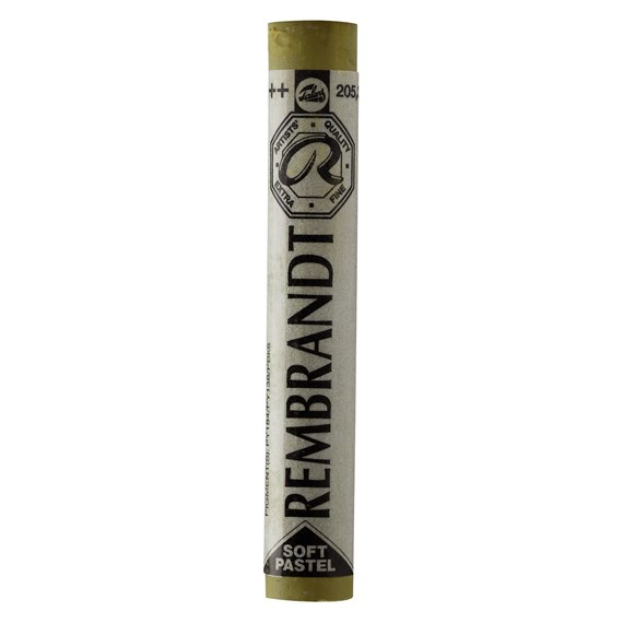 Soft Pastel Round Full Stick Lemon Yellow(3) (205.3) - PackshotFront