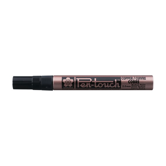 Pen-Touch Medium Copper - PackshotFront