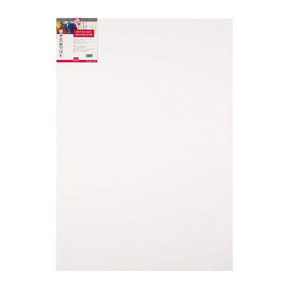 Canvas Stretched Cotton Stapled 70X100 Fsc - PackshotFront