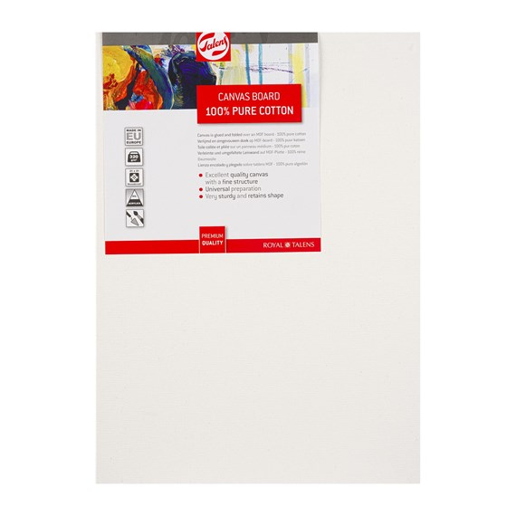 Canvas Board 25 X 35 Cm - PackshotFront