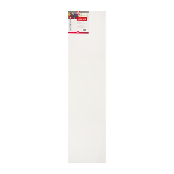 Canvas Stretched Cotton Stapled 30X120 Fsc - PackshotFront