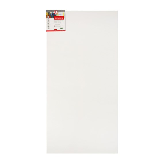 Canvas Stretched Cotton Stapled 60X120 Fsc - PackshotFront