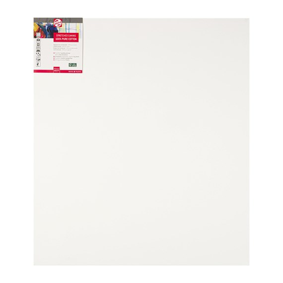 Canvas Stretched Cotton Stapled 70X80 Fsc - PackshotFront