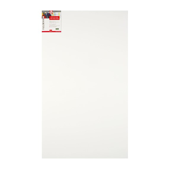 Canvas Stretched Linen Stapled 60X120 FSC - PackshotFront