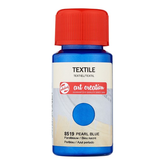 Textil Color 50 ml Perlblau - PackshotFront