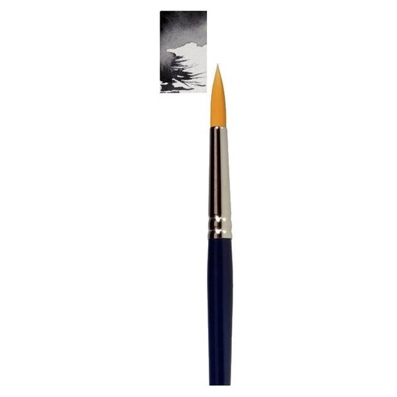 Water Colour Brush, Series 191 No. 10 - PackshotFront