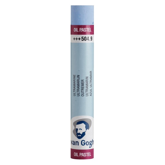 Oil Pastel Stick, Ultramarine(9) (504.9) - PackshotFront