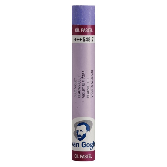 Oil Pastel Stick, Blue Violet(7) (548.7) - PackshotFront