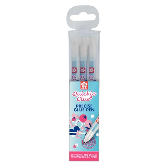 Set de 3 stylos Quickie Glue - PackshotFront