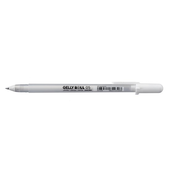 Gelly Roll Basic Wit Gelpen 05 - PackshotFront