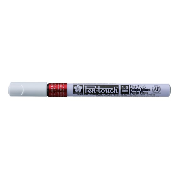 Pen-Touch Fine Red - PackshotFront